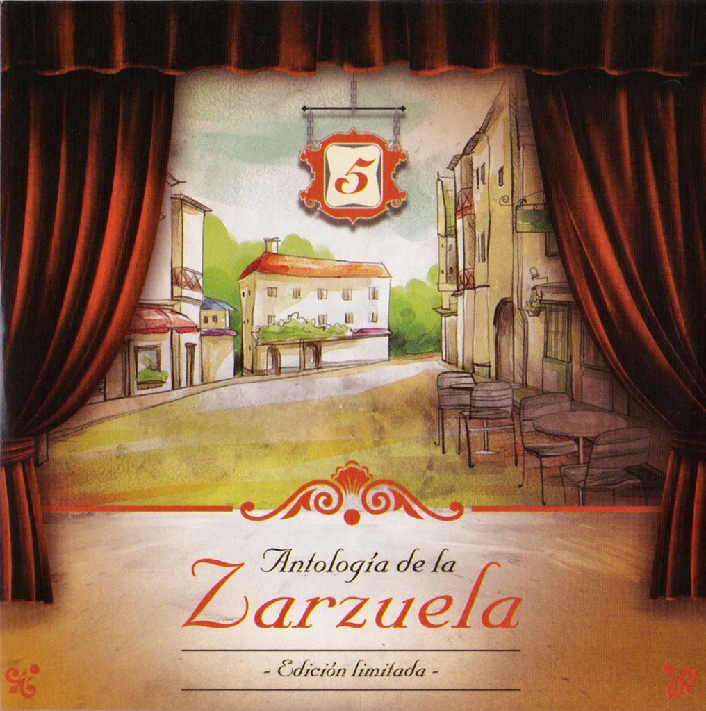 Antología de la zarzuela, 5